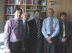 Gobel, Dowson, Porta, Schnider at NYHC